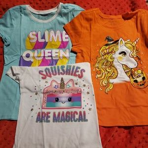 Childrens place 3 pack shirts